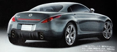 2015 Nissan Coupe Renderings.html | Autos Weblog