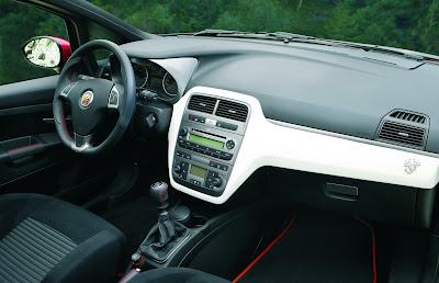 """Carscoop Fiat Grande Punto ABARTH 1 2008 Grande Punto Abarth """"esseesse"""": Official Details"""