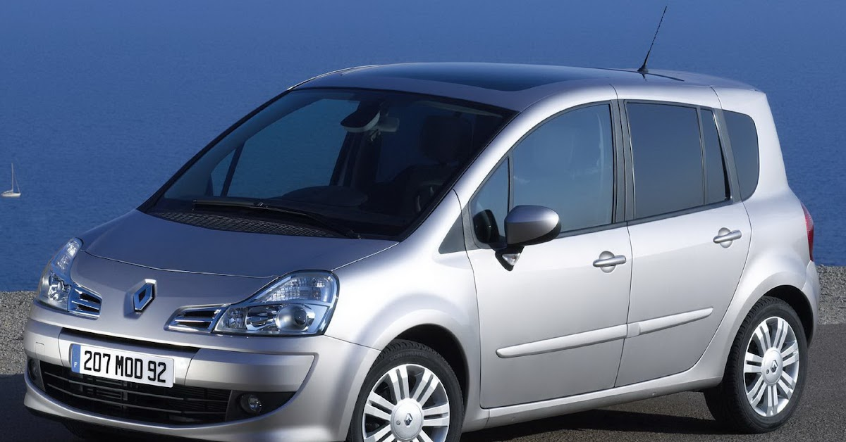 2008 renault new modus grand modus lwb. Black Bedroom Furniture Sets. Home Design Ideas