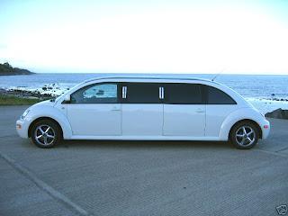 volkswagen  beetle limousine
