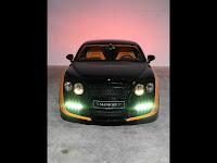 Carscoop LeMansory GTC1 2008 Le Mansory Bentley Continental GT Photos