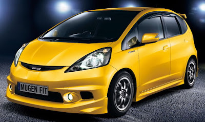 Mugen 2008 Honda Fit / Jazz