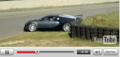 "Untitled 1 ""Mini"" Bugatti Veyron Crash Videos Photos"