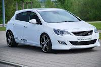 Steinmetz 2010 Opel Astra 7 Steinmetz Spiffs Up New 2010 Opel Astra Photos