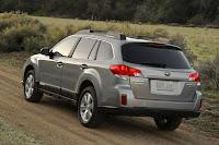 2010 Subaru Legacy Outback 3 Minor Updates for 2011 Subaru Legacy Sedan and Outback Photos