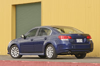 2010 Subaru Legacy Outback 4 Minor Updates for 2011 Subaru Legacy Sedan and Outback Photos