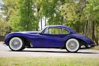 1955 Jaguar XK140 Custom 9 Custom Made 1955 Jaguar XK140 MC Royal Photos