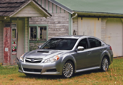 2010 legacy128 2.5GT Subaru Issues Safety Recall for 2010 Legacy and Outback Models Photos