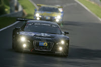 audi motorsport 100511 1217 Audi R8 LMS Dominates the Nürburgring Takes First Four Grid Positions for 24 Hour Race Photos