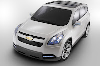 Chevrolet Orlando 1 America Loses out on the New Chevrolet Orlando (but Canada doesnt) Photos