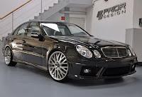 Prior Design E Class 7 Prior Design Fattens up the Mercedes Benz E Class W211