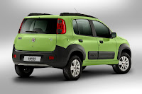 2011 Fiat Uno 15 New Fiat Uno Part II: Photo Gallery and Details of Italian Supermini