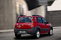 2011 Fiat Uno 3 New Fiat Uno Part II: Photo Gallery and Details of Italian Supermini