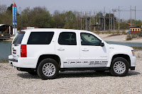 Geiger Tri Mode Chevy Tahoe 2 Geiger Goes Tri Mode on Chevys Tahoe Hybrid with LPG Conversion