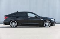 BMW 5 GT Hamann 1 Hamann Motorsports Reinterprets the BMW 530d GT