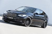 BMW 5 GT Hamann 12 Hamann Motorsports Reinterprets the BMW 530d GT