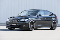 BMW 5 GT Hamann 13 Hamann Motorsports Reinterprets the BMW 530d GT