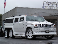 Hummer H2 Ultimate Six 7 Japans 213 Motoring Builds the Ultimate Six Hummer H2