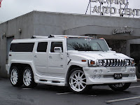 Hummer H2 Ultimate Six 9 Japans 213 Motoring Builds the Ultimate Six Hummer H2