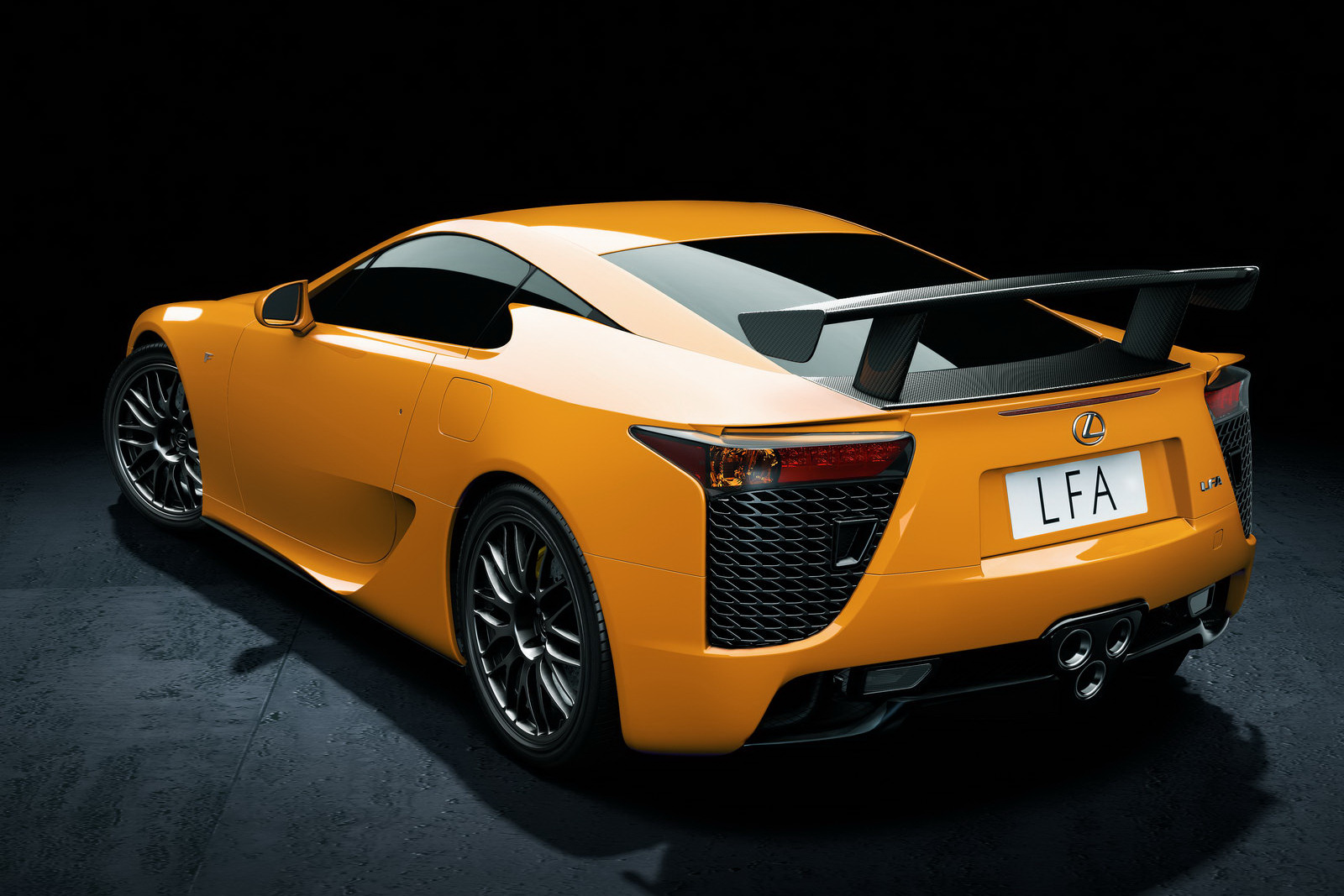 Lexus Prices N rburgring Package for LFA Supercar at 70000 – Lfa Engine Diagram