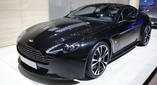 Aston Martin V12 Vantage 0 Aston Martin Confirms V12 Vantage Special for North and South America