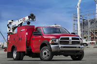 2011 Ram Truck Chassis Cab 1 Ram Trucks go Commercial with New Chassis Cab Variants