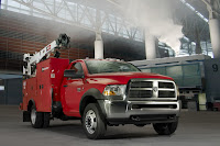 2011 Ram Truck Chassis Cab 3 Ram Trucks go Commercial with New Chassis Cab Variants
