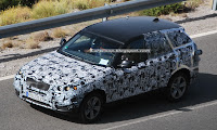 2011 BMW X3 SUV 5 Camouflaged BMW X3 Prototype Sparks Bomb Scare at NY Museum