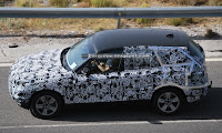 Camouflaged BMW X3 Prototype Sparks Bomb Scare at NY Museum