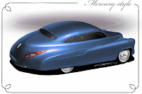 Russian Mercury Coupe 1 Stallones Mercury Coupe from Cobra Movie Inspires Porsche Cayenne Based Build in Russia