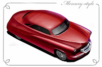 Russian Mercury Coupe 2 Stallones Mercury Coupe from Cobra Movie Inspires Porsche Cayenne Based Build in Russia