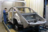 Russian Mercury Coupe 13 Stallones Mercury Coupe from Cobra Movie Inspires Porsche Cayenne Based Build in Russia