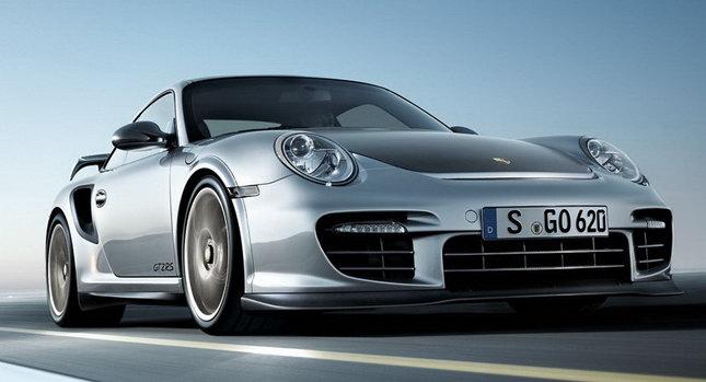 Porsche GT2 RS Official 0 New Porsche 911 GT2 RS with 620HP First Official Photos