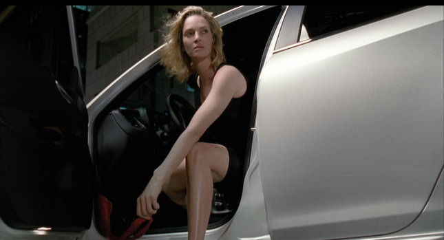 Alfa Giulietta 0 Uma Thurman Stars in New Campaign for Alfa Romeo Giulietta Photos