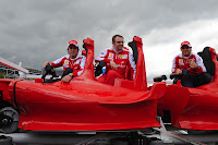 Ferrari World Abu Dhabi 1 Ferrari World Abu Dhabi Opens in October Formula Rossa Rollercoaster Unveiled Videos