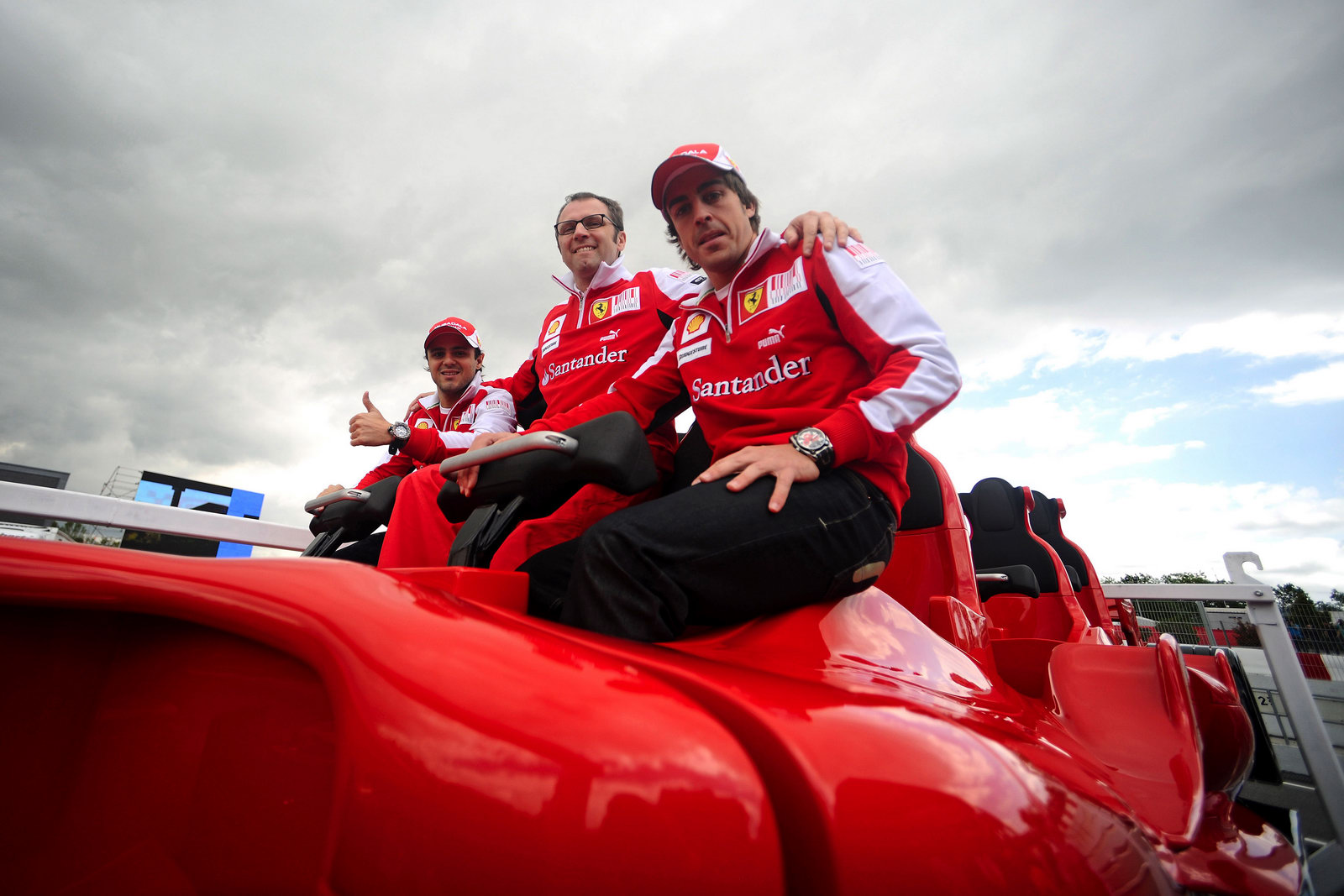 Ferrari World Abu Dhabi Opens In October Formula Rossa