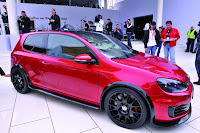 VW Golf GTI Excessive 44 VW Golf GTI Excessive Study Could Spawn Sport Package