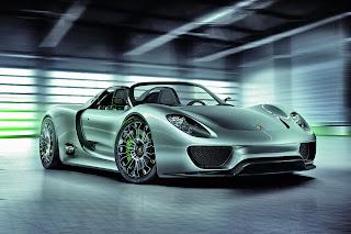 Porsche 918 Spyder Concept photos pictures  Geneva Motor Show
