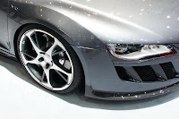 ABT Presents Audi R8 Spyder 5.2 V10 with 600 Ponies in Geneva
