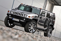 CFC Hummer Crome %283%29 CFC Proves Theres No Limit to Bad Taste with Chromed Out Hummer H2   Photos