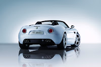Alfa Romeo 8c Competizione 29 Malignant Rumors Alfa Romeo 4C Coming to Pebble Beach Photos