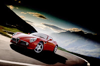 Alfa Romeo 8c Competizione 2 Malignant Rumors Alfa Romeo 4C Coming to Pebble Beach Photos