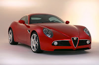 Alfa Romeo 8c Competizione 12 Malignant Rumors Alfa Romeo 4C Coming to Pebble Beach Photos