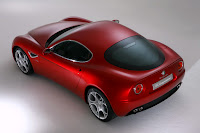 Alfa Romeo 8c Competizione 16 Malignant Rumors Alfa Romeo 4C Coming to Pebble Beach Photos