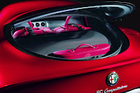 Alfa Romeo 8c Competizione 21 Malignant Rumors Alfa Romeo 4C Coming to Pebble Beach Photos