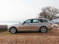 2011 BMW 5 Series Touring 1 2011 BMW 5 Series Touring photos, pictures, reviews