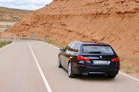 2011 BMW 5 Series Touring 24 BMW Officially Reveals the 5 Series Touring [60 High Res Photos]