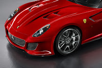 Ferrari 599 GTO 10 New Ferrari 599 GTO: Maranellos Fastest Ever Road Going Model