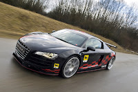 MTM Audi R8 RWD 402 MTM Rolls Out Audi R8 GT3 2 with RWD and 560 Ponies Photos