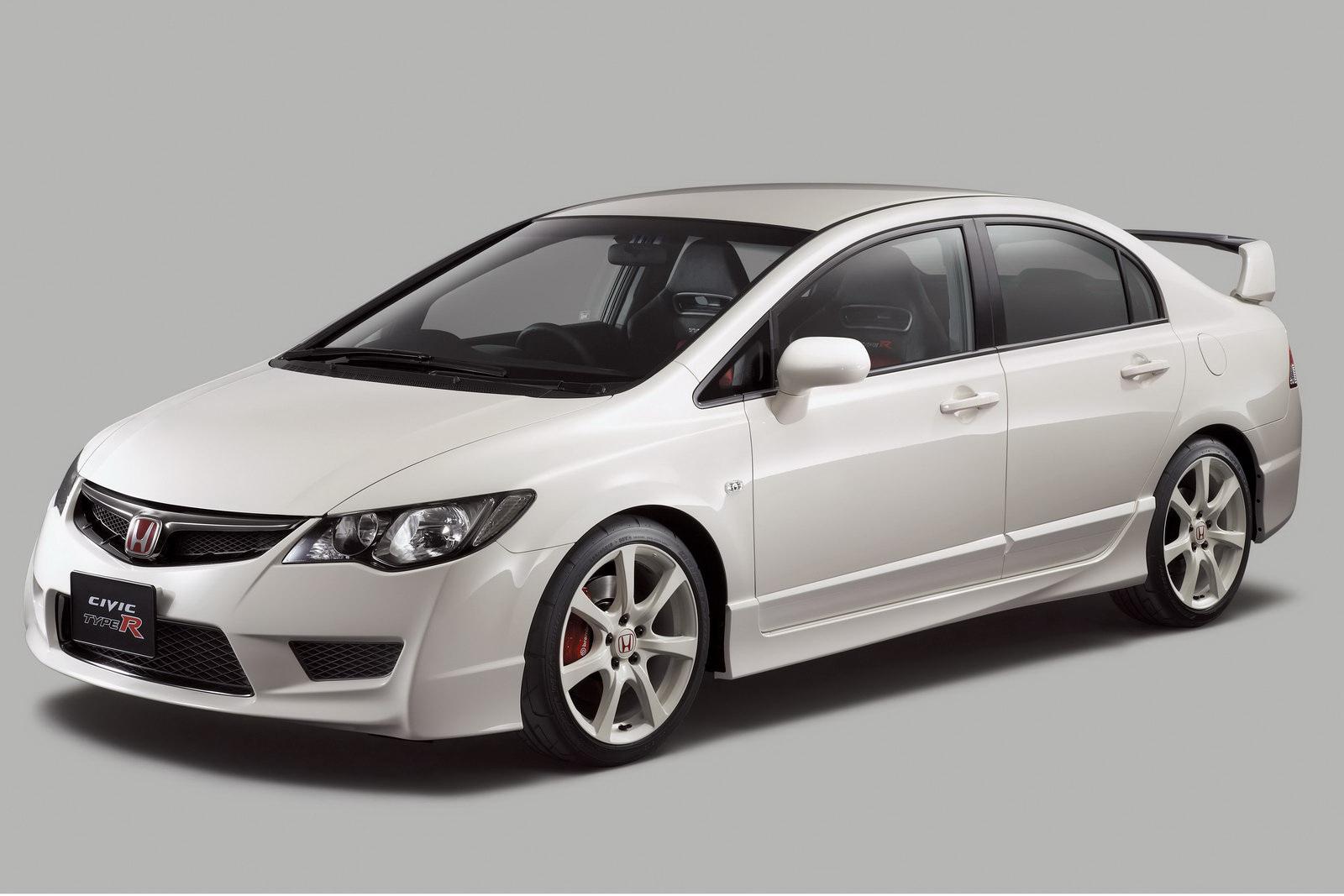 Honda To Terminate Civic Type R Sedan Carscoops Com